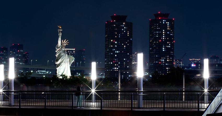 東京・横浜の夜景写真作品【おすすめ夜景スポット】