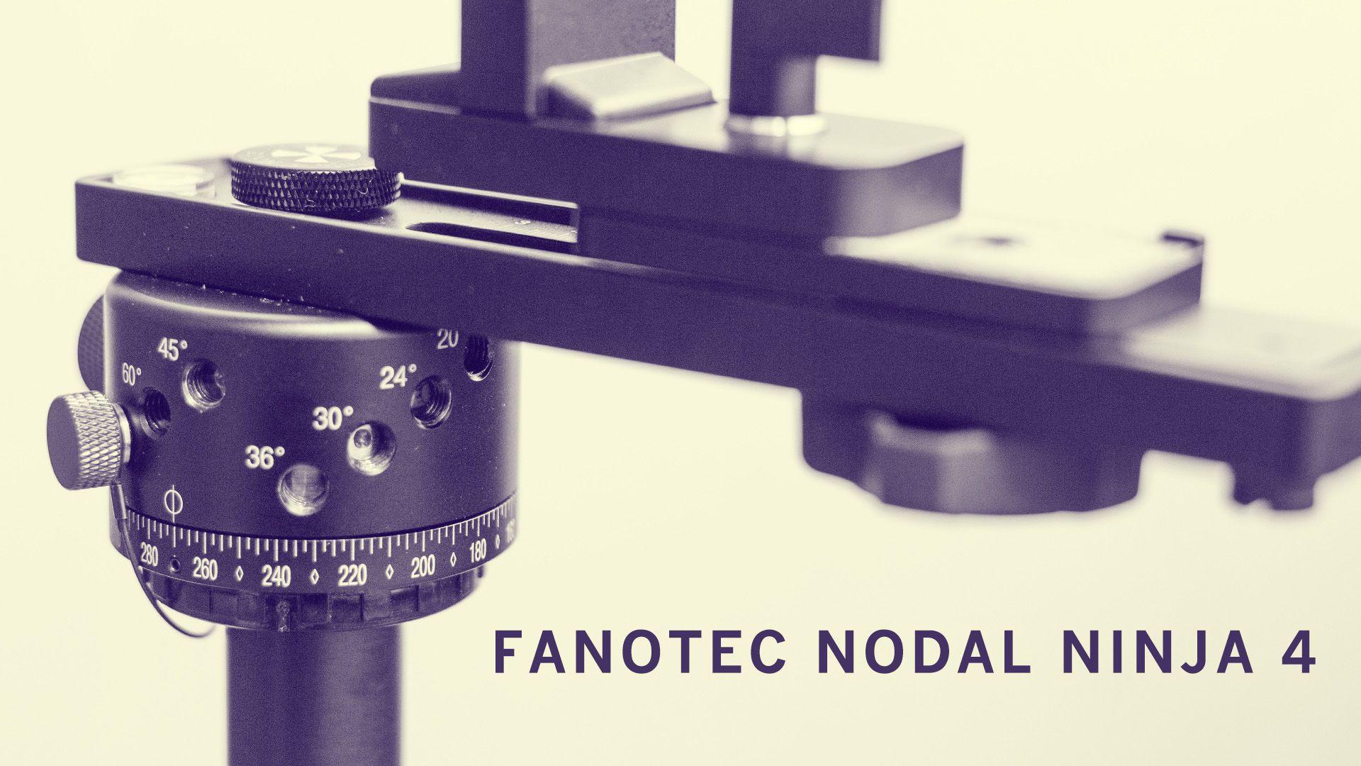 FANOTEC Nodal Ninja4のレビュー