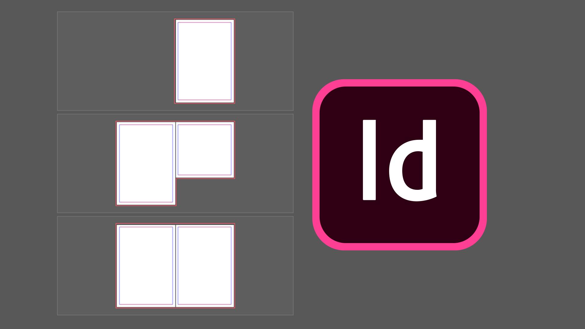 InDesignで特定のページだけページサイズを変更する方法