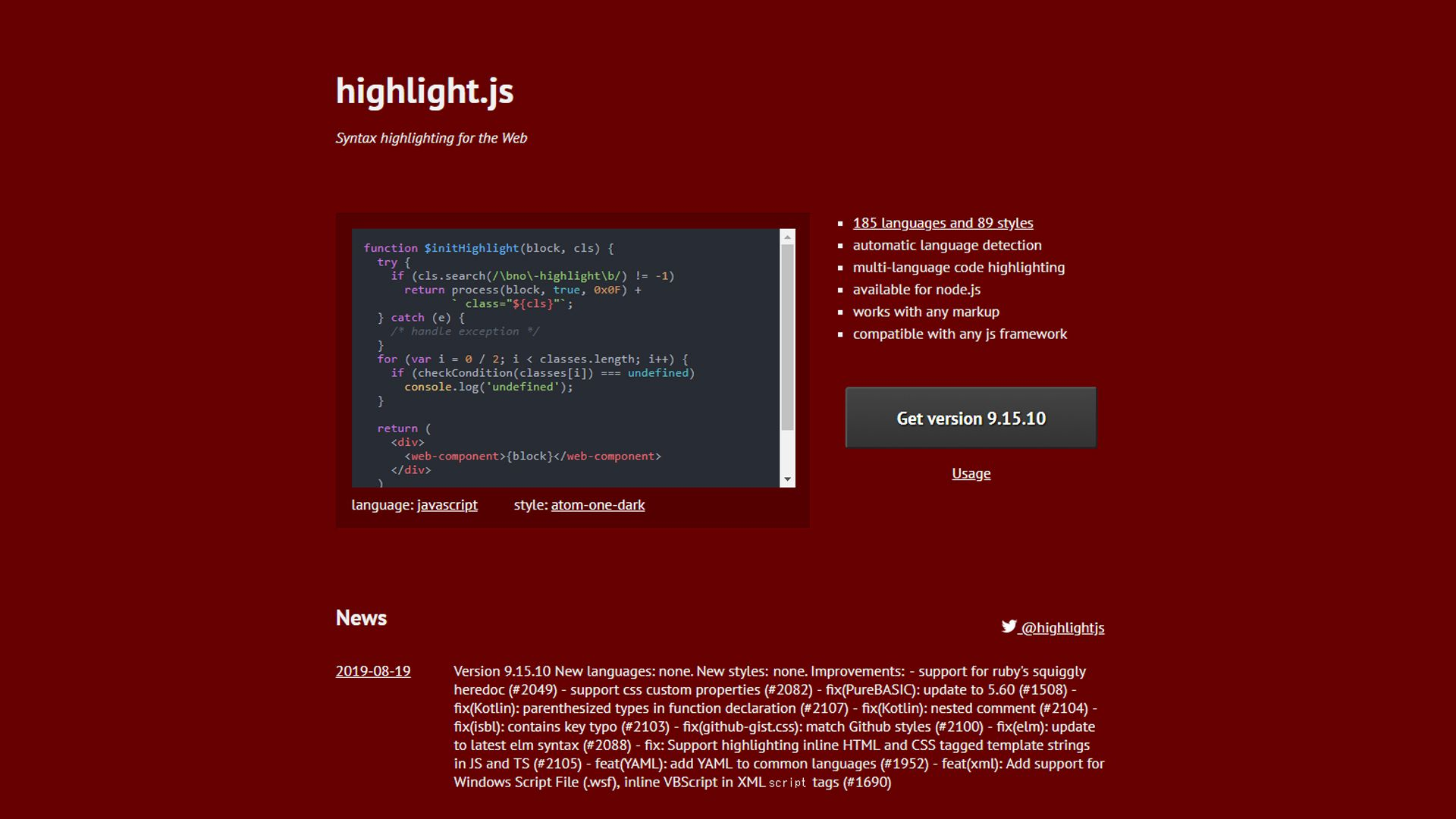 WordPressでhighlight.jsを使う方法。