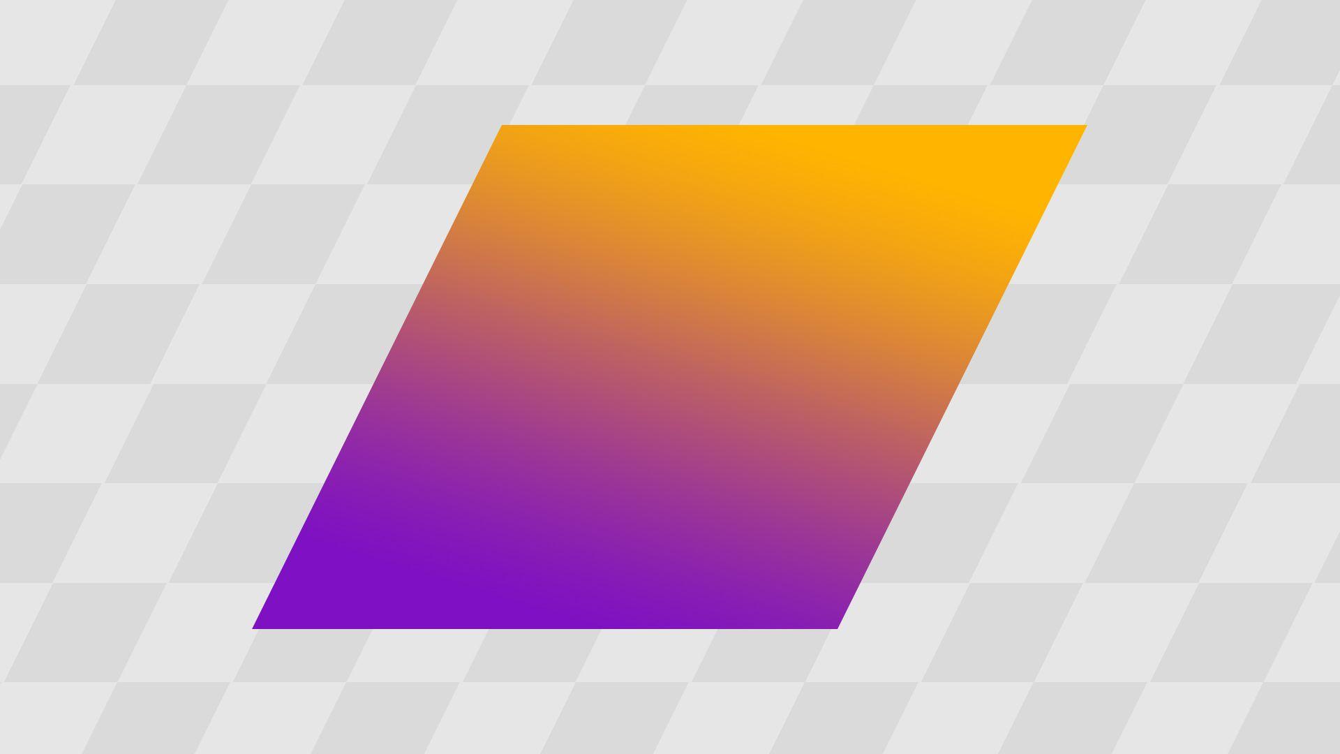 CSSで平行四辺形を作る方法と使い方。エリアの境目を斜めにする。